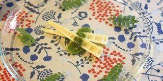 ジェノベーゼにして美味しい野草、トップは山椒だった : デイリーポータルZ