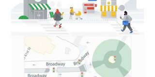Googleマップ、混雑状況や横断歩道を表示して利便性向上-ARナビ「ライブビュー」も強化 - CNET