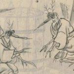 「蚊の擬人化ってなんだよ…」江戸時代の日本人、顕微鏡で蚊を観察してキャラ化していた「もう…好き!と」 – Togetter
