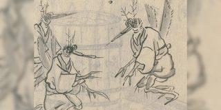 「蚊の擬人化ってなんだよ…」江戸時代の日本人、顕微鏡で蚊を観察してキャラ化していた「もう…好き!と」 - Togetter