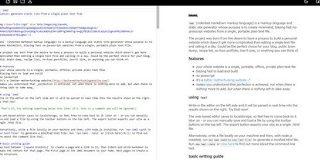 JavaScriptを使用しないシンプルで高速なWebページを作れるOSS・「imml」 | かちびと.net
