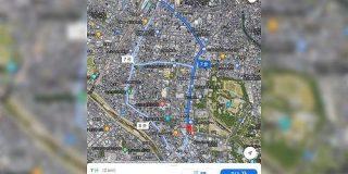 「普通にバスを使う距離」金沢駅から兼六園まで(3km)は歩いていける?地方と都会で『歩いていける距離』の感覚が違うという話 - Togetter