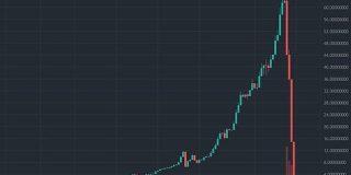 仮想通貨TITAN(チタン)が歴史的な下落、運営元のポンジスキームが崩壊し1日で「-100%」と「12億分の1」を記録 : 市況かぶ全力2階建