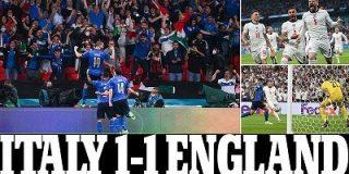 【海外の反応】「信じられない」イタリア、53年ぶりEURO優勝!イングランドとのPK戦を制して欧州制覇! | NO FOOTY NO LIFE