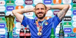 【海外の反応】「もっとパスタを食え」イタリアのボヌッチ、負けたイングランドファンに叫ぶ!海外のファンに大ウケ! | NO FOOTY NO LIFE