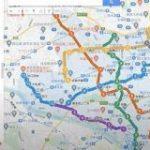妄想鉄道路線図をグーグルマップで簡単に作る方法 : デイリーポータルZ