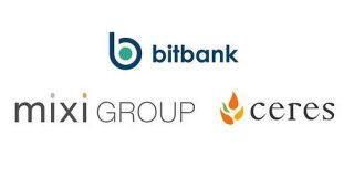 暗号資産取引所ビットバンクがミクシィとセレスより約75億円調達、ミクシィと資本業務提携契約を締結 | TechCrunch