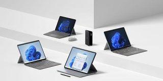 【朗報】Microsoft、いい感じに進化した新Surfaceシリーズを発表 : IT速報