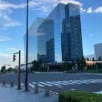 「どうなってるの?」「本当にバグった」横浜のみなとみらい地区にあるホテルが脳がバグるデザインだった – Togetter