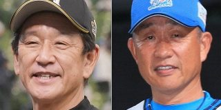日本ハム・栗山監督、西武・辻監督が今季限りで退任 後任に日本ハムは稲葉氏ら、西武は松井稼頭央2軍監督 : なんじぇいスタジアム