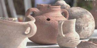 イスラエル 1500年前に造られた巨大ワイナリーの遺跡発掘 | NHKニュース