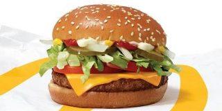 マクドナルドが米国の一部都市でBeyond Meatの植物由来肉を使ったMcPlantバーガーを発売   TechCrunch