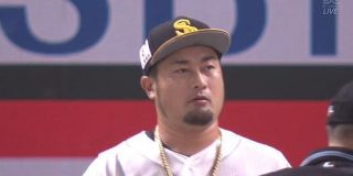 ソフトバンク・森、長谷川勇也の感動的な引退試合をぶち壊してしまう : なんJ(まとめては)いかんのか?