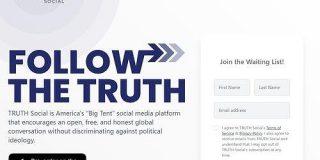 トランプ前大統領、新SNS「TRUTH Social」立ち上げを発表 iPhoneアプリ予約受付中 - ITmedia